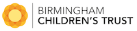 Logo of Birmingham Children's Trust