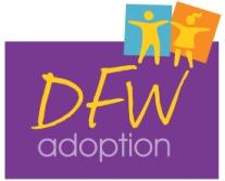 Logo of DFW Adoption