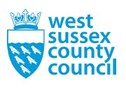 Logo of West Sussex County Council (Worthing)