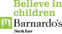 Logo of Barnardo's Adoption North East