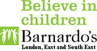 Logo of Barnardo's Adoption London East and South East