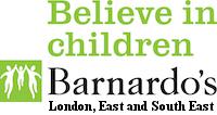 Logo of Barnardo's Adoption London East and South East