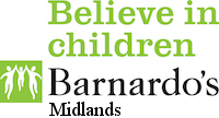 Logo of Barnardo's Adoption Midlands