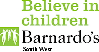 Logo of Barnardo's Adoption South West