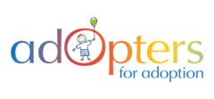 Logo of Adopters for Adoption (Woodley office)