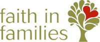 Logo of Adopt Together – Faith in Families