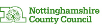 Logo of Nottinghamshire County Council