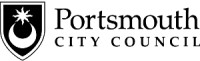 Logo of Portsmouth City Council