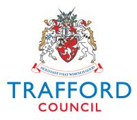 Logo of Trafford Metropolitan Borough Council