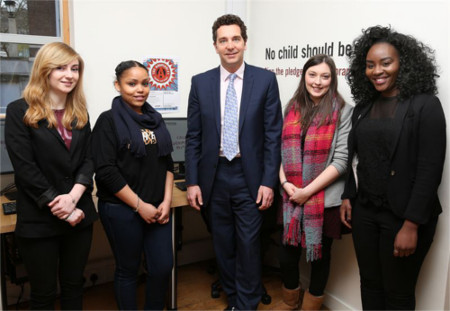 Adoptables with Edward Timpson MP