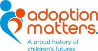 Logo of Adoption Matters (Stafford outreach)