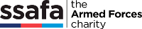 Logo of SSAFA – Adoption Service for military families