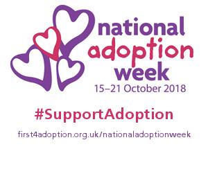 National Adoption Week 2018 email signature
