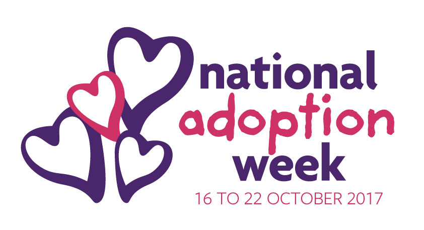 National Adoption Week 2017 logo