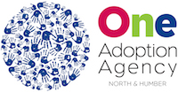 Logo of One Adoption North & Humber (North East Lincolnshire office)