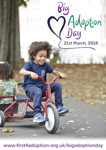 Big Adoption Day Poster
