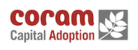Logo of Coram Capital Adoption (London and surrounding areas including South London)