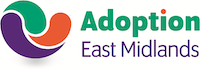 Logo of Adoption East Midlands