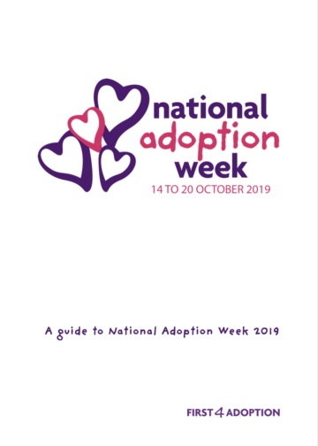 A Guide to National Adoption Week 2019