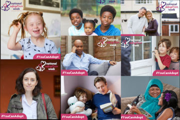 Selection of #YouCanAdopt Social Media Posts for NAW