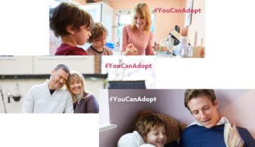 National Adoption Week 2019 Social Media Banners